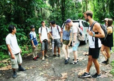 jungle eco trekking tour